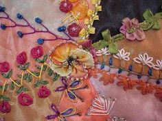 crazy quilt images | crazy quilt images - Bing Images | Crazy Quilt Ideas
