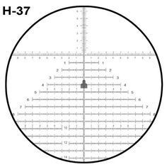 The HORUS reticle by HORUSVISION. Considered by a ever increase number of snipers and PSR enthusiast to be the end evolution for MILDOT styled scopes. Sport Optics, Reloading Ammo, Sporting Clays, By Any Means Necessary, Snipers, Rifle Scope, Rifles, Long Distance, Firearms