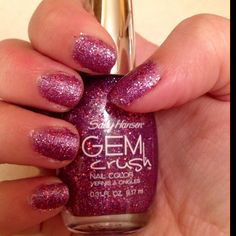 Sally Hansen Gem Crush- Be Jeweled