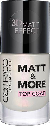Matt & More Top Coat