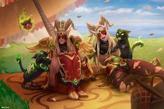 Rialius and Ceroluthrel World Of Wacraft, World Of Warcraft Characters, Blood Elf, Warcraft Art, Demon Hunter, Wow Art, Wedding Art, Blog Design, Animal Tattoos