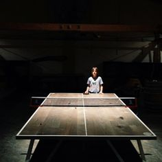 District Skates. wooden table tennis