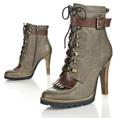 Hiking Boots von Tuva & Lynn