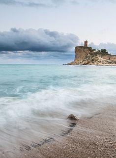 #Alicante #PilardelaHoradada #costablanca
