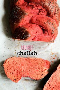 Red Beet Challah-#TwelveLoaves
