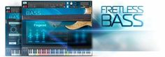 "Fretless Bass KONTAKT TEAM MAGNETRiXX | 24 January 2016 | 2.35 GB This library is a detailed emulation of a hi-end 5-string ""studio custom"" fretless b"