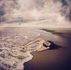 Surreal art photography photo manipulation design new ideas Photoshop Photography, Photography Photos, Fine Art Photography, Exposure Photography, Abstract Photography, Levitation Photography, Experimental Photography, Water Photography, Goodnight Quotes For Her