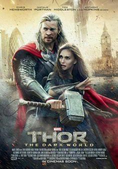 Thor, The Dark World, Chris Hemsworth, Natalie Portman