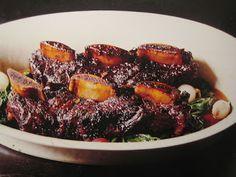 Slow Cooker -Honey Mustard Short Ribs 3 to 4 lbs. bone in beef short ...