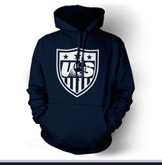 U.S Soccer National Team Hoody Sweatshirt