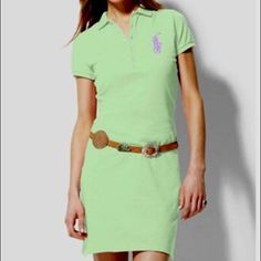 Rl Polo Sport Dress
