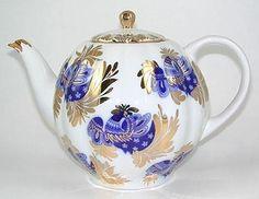 Tea Pot LG - Golden Garden - Russian American Company