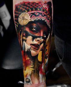 tattoo © Andrey Stepanov
