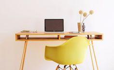 Computer Desk, Industrial Desk, Work Desk, Home Office Desk, Computer Table, Handcrafted Desk, Retro Desk, affiliate link