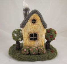 Custom Needle Felted Wool 360 Degree by NAsHandcraftedGifts, $64.95