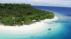 Tonga - great place for a honeymoon!