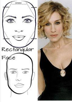 Rectangle shaped contouring