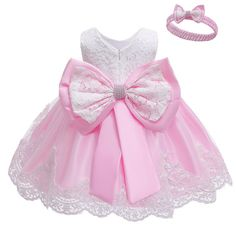 Flower Toddler Baby Girl Infant Princess Dress Baby Girl Wedding Dress Lace Tutu Kids Party Vestidos for 1 Years birthday 5 Baby Girl Wedding Dress, Girls Baptism Dress, Baby Girl Party Dresses, Wedding Flower Girl Dresses, Girls Formal Dresses, Dresses Kids Girl, Birthday Dresses, Flower Dresses, Baptism Clothes