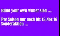 Klumper - Das Schneesportgerät aus den Alpen ..