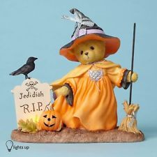 Image result for halloween cherished teddies