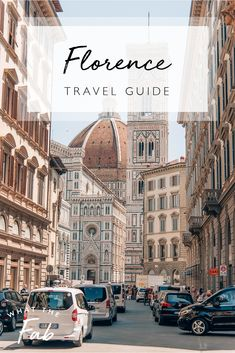 This in-depth travel guide of Florence, Italy shares all the top Florence sights - from things to do and where to eat - in this beautiful city! Cinque Terre, Mykonos, Florence Sightseeing, Budapest, Voyage Florence, Visit Florence, Travel Photographie, Italy Travel Tips, Travel Destinations
