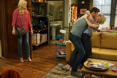 "#BabyDaddy 5x04 "" The Tuck Stops Here"" - Bonnie, Danny and Riley"