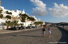 Parikia @ Paros island , Greece !!! Paros Greece, Paros Island, Street View