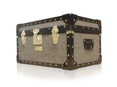 c683e39ed33 Harris Tweed Treasure Trunk