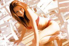 香里奈 赤ビキニセクシー画像 Bikinis, Swimwear, Idol, Asian, Bathing Suits, Swimsuits, Bikini, Bikini Tops, Costumes