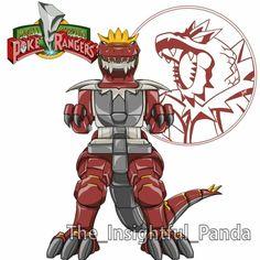 Go Power Rangers Pokemon Pins Season 2 Crossover Tyrannosaurus Stay Tuned Futuristic Prepping Audio