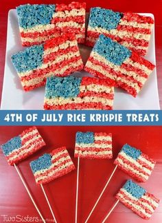 4th of July Food Ideas Popular in Pinterest