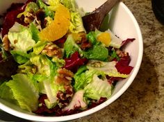 Winter Citrus and Date Salad