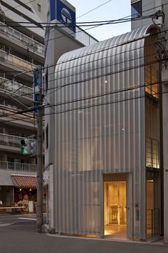 Rooftecture OT2 in Osaka by Shihei Endo