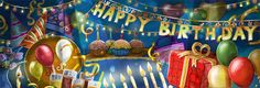 Happy Birthday Facebook Covers | Birthday4sure