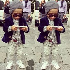 Fashion Kid cute