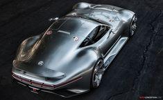 'Vision Gran Turismo' Concept Car: Interview with Mercedes Design Chief Gorden Wagener