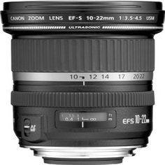 canon 10-22 lens for wide angles