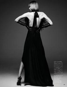 Karlie Kloss - Vogue Japan's June issue