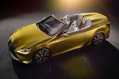 Lexus LF-LC Concept #car #concept #lexus