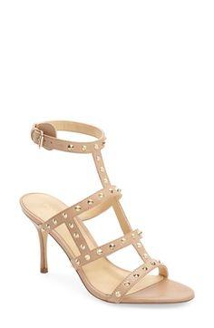Ivanka Trump 'Gemima' Studded Strappy Sandal (Women)