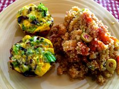 Husband Tested Recipes From Alice's Kitchen: Spanish Quinoa (keen-wah)