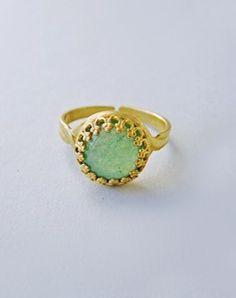 Image of Cerelia Aventurine Ring