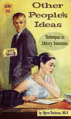 vintage and modern pulp fiction; Library Memes, Library Posters, Library Quotes, Reading Library, Library Books, Library Shelves, Librarian Humor, Pulp Fiction Book, Vintage Book Covers