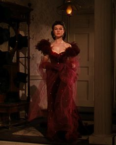 "Vivien Leigh in ""Gone With The Wind"", 1939."
