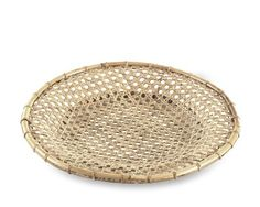 I love the Cane Rattan Charger on Williams-Sonoma.com
