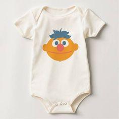 (Baby Ernie Face Baby Bodysuit) #Children #Ernie #ErnieHead #ErnieSesameSt #ErnieSesameStreet #Kids #Monster #Muppets #OrangeMonsterSesameStreet #SeasameSt #SeasameStreet #Sesame #SesameSt #SesameStreet #SesameStreetCharacters #TvShow is available on Famous Characters Store   http://ift.tt/2dE6BLB
