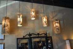Gorgeous pendant lighting