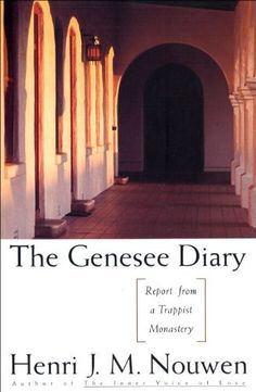 The Genesee Diary by Henri Nouwen, http://www.amazon.com/dp/0385174462/ref=cm_sw_r_pi_dp_1wm5rb1DMNSZS