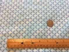 Janelle - Timeless Treasures - Blue Floral Print