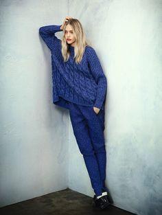 Sasha Pivovarova for Vogue China by Boo George